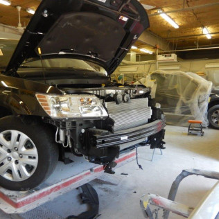 Auto Body Shop in mt airy and pilot mountain nc